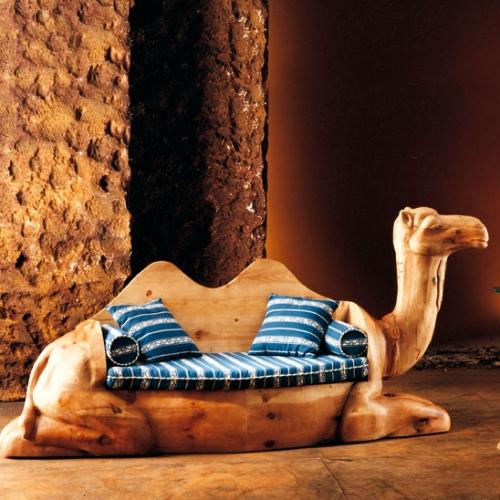 Sofá Camello